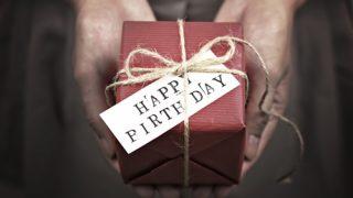 お誕生日おめでとうのメールやLine