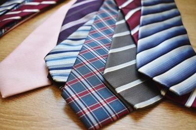 既婚男性へネクタイのプレゼント